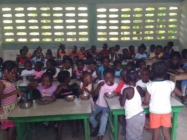 Haiti outreach